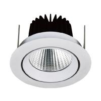 WHITE BLACK RECESSED CRI80 EPISTAR 13W COB LED DOWNLIGHTS
