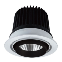RECESSED CEILING CRI80 38W COB LED DOWNLIGHT CREE OR EPISTAR