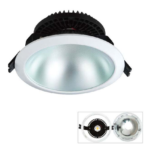 35W ZHAGA REPLACEABLE CHIP DOWNLIGHT