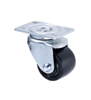 5 inch Fixed Industrial Nylon Caster and Wheel