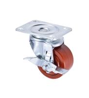 2.5吋耐高溫電木腳輪,活動輪(2.5x1.25