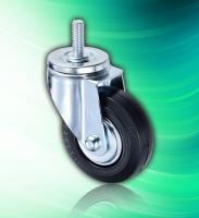 4 inch Rubber Screw Adjustable Scaffolding Wheel