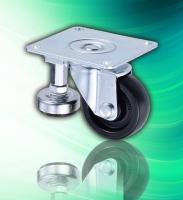 2.5 inch Plastic 360 Degrees Adjustable Trolley Wheels