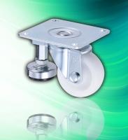 High Grade 2.5-inch PP Level Adjustable Caster