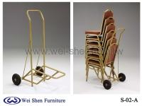 Cens.com 手推車,餐椅多用途手推車 韋勝鋼管家具有限公司