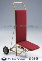 Cens.com Chair Trolley ,Banquet Chair Trolley with board protection WEI SHEN STEEL FURNITURE CO., LTD.
