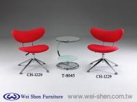 Cens.com 休闲沙发椅、饭店旅馆家具、会客椅 韦胜钢管家具有限公司