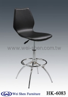 Cens.com Leather Bar Stool, Hard PVC Barstool、Bar stool、bar stool furniture WEI SHEN STEEL FURNITURE CO., LTD.