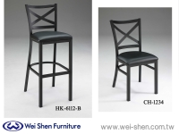 Dining chair, Tube furniture, Dining furniture