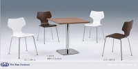 Cens.com Dining Chair, Chair, bent wood chair, Stacking Chair, WEI SHEN STEEL FURNITURE CO., LTD.