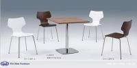 餐椅、椅子、曲木餐椅、堆疊椅