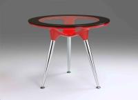 Cens.com 餐桌、玻璃桌、吧桌 韦胜钢管家具有限公司