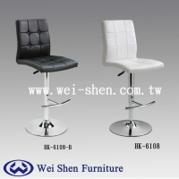 Cens.com Swivel Barstool, Bar stool, Bar furniture, Low back rest bar stool, Modern bar stool WEI SHEN STEEL FURNITURE CO., LTD.
