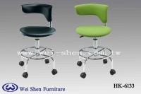 Cens.com 旋转吧台椅、吧台椅、摩登办公椅、电脑椅、设计师椅、美容师椅 韦胜钢管家具有限公司