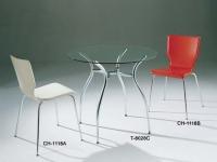 Cens.com 餐桌椅、餐椅、餐桌、玻璃桌、鋼管家具、餐廳家具 韋勝鋼管家具有限公司