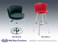 PVC Barstool, Chrome Bar stool,Swivel Barstools, Bar furniture, Tube furniture, Pub furniture