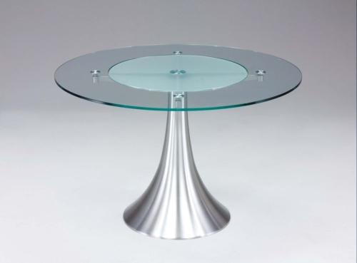 旋转餐桌、旋转玻璃桌、吧桌