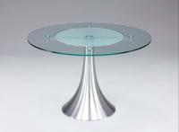 旋轉餐桌、旋轉玻璃桌、吧桌