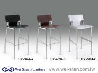 皮革吧台椅、皮革高脚椅