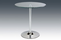 Bar table, Bar furniture, High table, Steel table, Steel furniture, Dining table