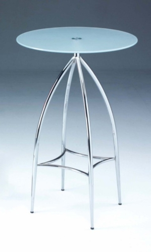 Bar table, Bar furniture, High table, Steel table, Steel furniture