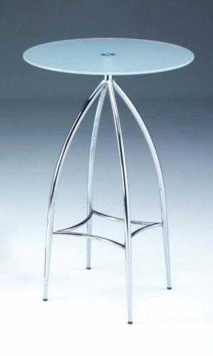 Bar table, Bar furniture, High table, Steel table, Steel furniture