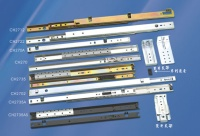Drawer Slides and Slide Rails, Dining Table Slides, Metal Parts, Fittings, and Accessories