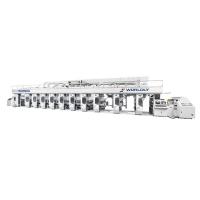Computerized High Speed Rotogravure Printing Machine