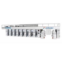 Standard Flexible Rotogravure Printing Press
