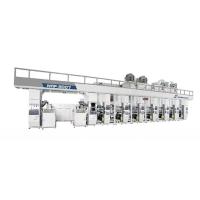鋁箔專用型印刷機 - 獨立馬達系統