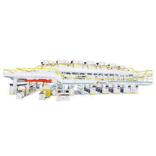 High Speed Decoration Rotogravure Printing Machine