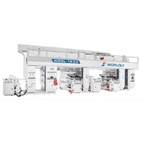 Solvent-less & Solvent-base Combi Laminating Machine