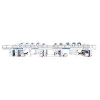 Rotogravure Coating Machine Tandem Type