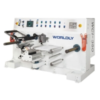 Inspection / Rewinding Machine – Cantilever Type