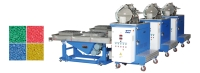 Strand Pelletizer . Vibration Screener