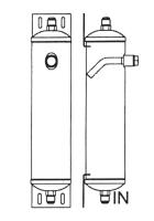 乾燥储液器/铁