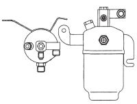 Receiver Driers Iron