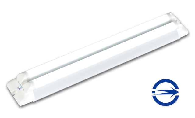 LED 一體式T8二呎雙管