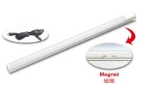LED T8 磁铁灯具兩尺8W
