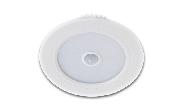 LED 4吋 8W紅外線感應嵌燈