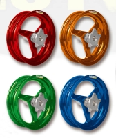 Carbon Fabric Motorcycle Wheel
