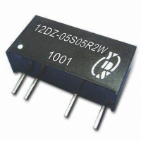 3000VDC ISOLATION SINGLE OUTPUT 2 WATT DC-DC CONVERTER