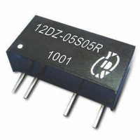 3000VDC ISOLATION SINGLE OUTPUT 1 WATT DC-DC CONVERTER