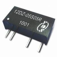 3000VDC ISOLATION SINGLE OUTPUT 1 WATT DC-DC CONVERTER