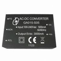 15WATT, SINGLE & DUAL OUTPUT ,AC/DC Power Module Converter