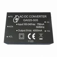 25WATT, SINGLE & DUAL OUTPUT ,AC/DC Power Module Converter