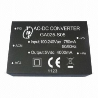 25WATT, SINGLE & DUAL OUTPUT ,AC/DC Power Module Converter