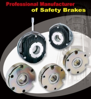 Electromagnetic Safety Brake for Machine Tool