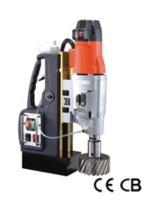 Speed magnetic drilling machine