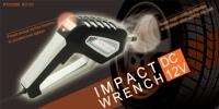 DC 12V Digital Control Impact Wrench